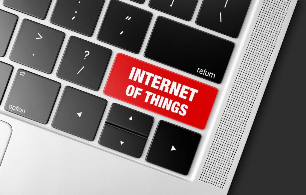 Internet of things, avere tutto a portata di click